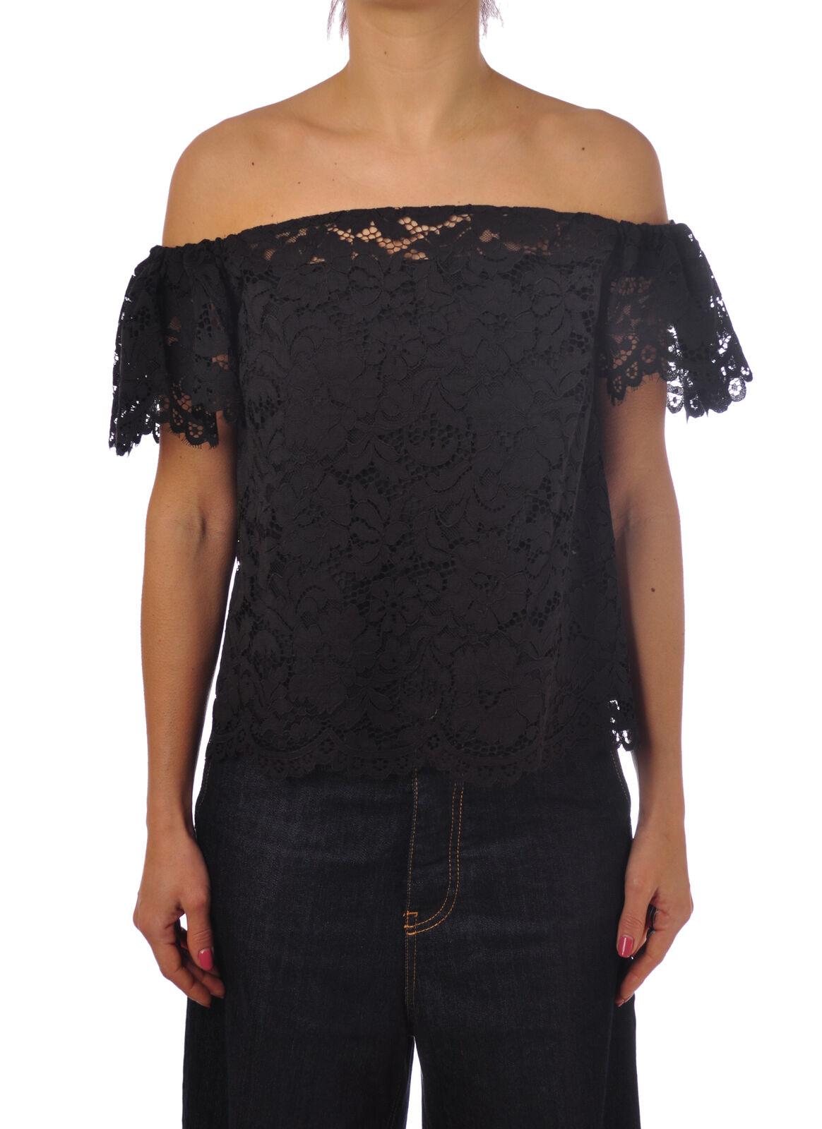 Twin Set - Shirts-Blouses - Woman - schwarz - 5109010H185520