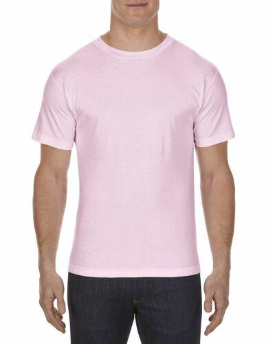 Alstyle Apparel AAA T Shirt 1301 Mens Plain Blank Short Sleeve T Shirt Classic