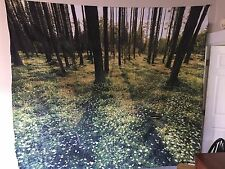 Forest Scene Wall Tapestry from Urban Outfitters