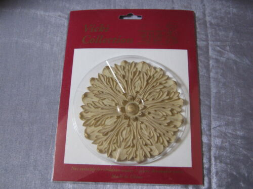 1/12th Scale Dollhouse Miniature Resin Ceiling Rose - Classical  or Victorian