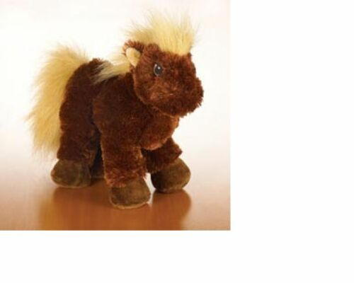 Webkinz  Lil Kinz Brown Horse Plush Internet Pet  NEW Unused