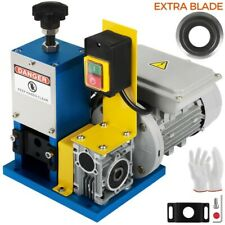 Electric Wire Stripping Machine Powered 14hp Cable Stripper With Extra Blade