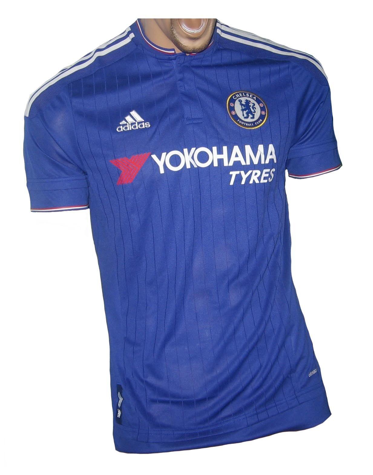 Chelsea London London London FC Trikot Home 2015 16 Adidas e59d20