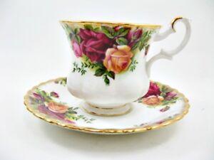Royal Albert Old Country Roses - Tasse m Untere -Höhe ca. 7 cm -Ø ca. 7,5 cm (1)