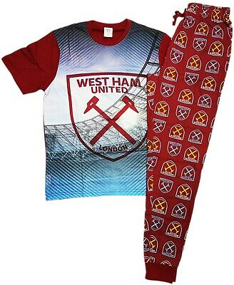Pyjamas West Ham United PyjamasBoys Hammers Football Club PJsWest Ham F.C
