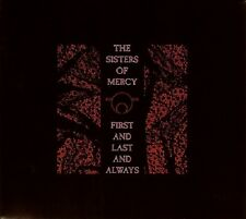 THE SISTERS OF MERCY First and last and Always - CD - Digipak / Remast. + Bonus
