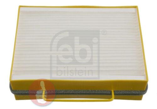 Febi Bilstein Intérieur Filtre Pollen Filtre 22095