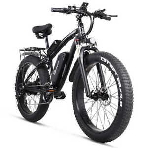 Electric-Mountain-Bike-1000-watts-48-volts-60km-range