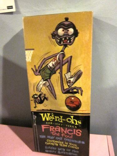 Weird-Ohs Car-icky-tures Francis The Foul Model