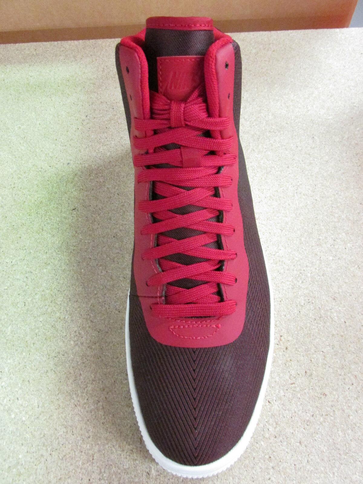 Nike nsw hi pro schritt - mens hi nsw top - trainer 776086 600 Turnschuhe, schuhe 82765f