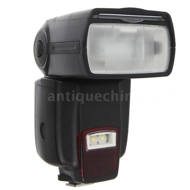 WANSEN WS-560 Universal Flash Speedlite Speedlight for Nikon Olympus Pentax 5DII