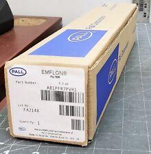 Pall Ab1pfr7pvh Emflon Air Amp Gas Sterilization Filter Cartridge 02 M 10 B0s2
