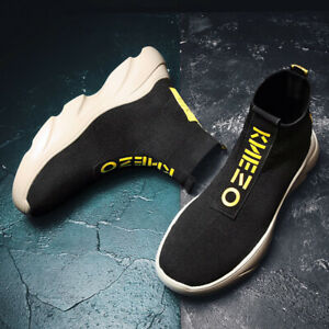 Men-039-s-Fashion-Casual-Shoes-Ultralight-Sports-Sneakers-Athletic-Outdoor-Youth-Gym