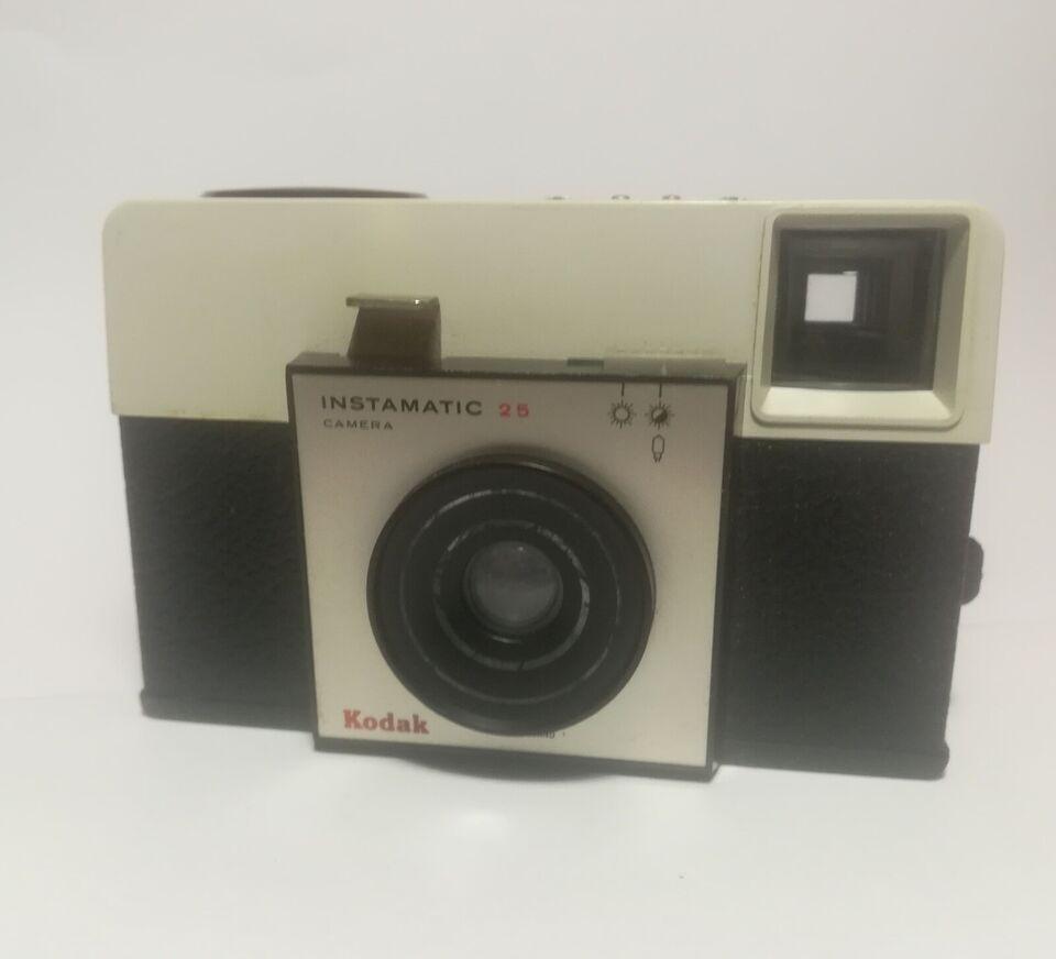 Kodak, Instamatic 25, Perfekt