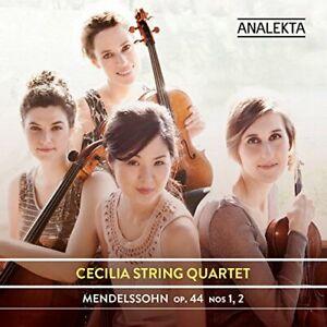 Cecilia-String-Quartet-Mendelssohn-String-Quartets-Op-44-Nos-1-2-CD