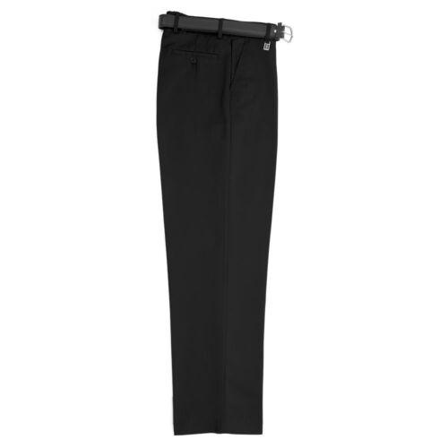 "Zeco School Uniform Boys Regular Tailored Fit Trouser Belted BT3064 24/""-42/"""