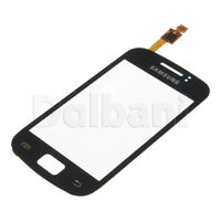 Glass With Touch Screen Digitizer For Samsung Galaxy Mini 2 S6500 Black