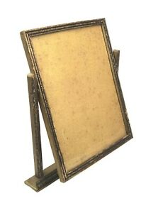 Vintage-Tilt-Swivel-Photo-Picture-Frame-Swing-Art-Deco-Wood-Fits-10-x-8