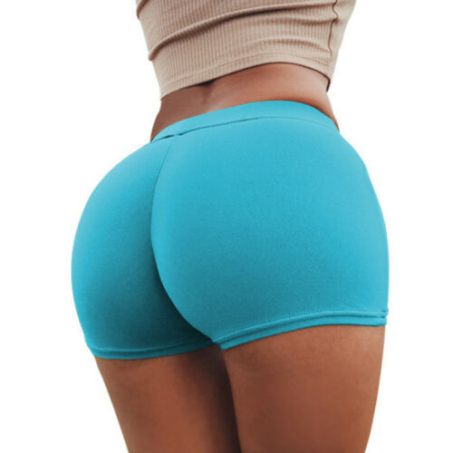 Neu Damen Pants Panty Slips Hotpants Slip Unterwäsche Microfaser String S-XXXXXL