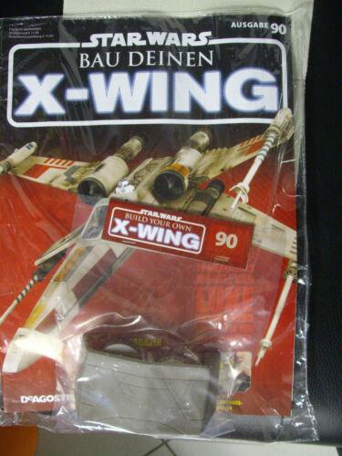 gastos 1-94 Star Wars X-Wing el modelo 1:18 nuevo//en el embalaje original con INH cuaderno dif