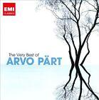 """The Very Best of Arvo P""""rt (CD, Aug-2010, 2 Discs, EMI Classics)"""