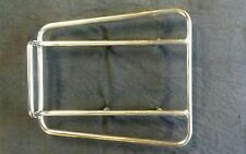 Lambretta Series 3 LI SX TV GP Sprint Rack Stainless Steel NEW!!