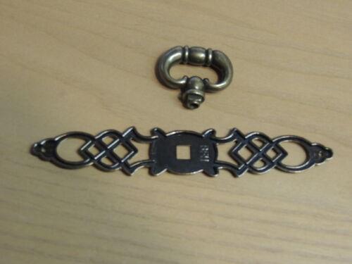 8 Brass Finish Drawer//Door Pulls Furniture//Cabinet Hardware #700