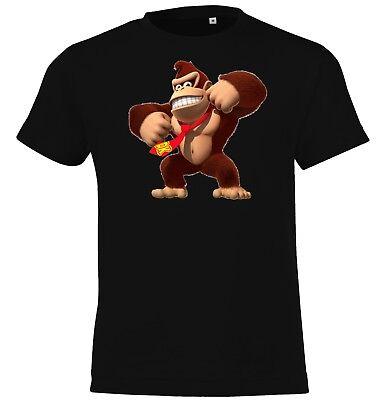 Besorgt Trvppy Kinder Baby T-shirt Modell Donkey Kong Mario Luigi Peach Toad Diddy Kong Mode Für Jungen