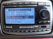SIRIUS Sportster SPR2 SP-R2 XM radio receiver only 87.7 --LIFETIME SUBSCRIPTION