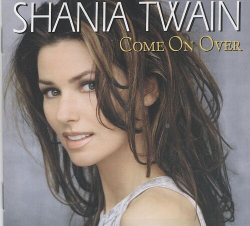 1 of 1 - Shania Twain - Shania Twain - Come On Over - Mercury -  CD