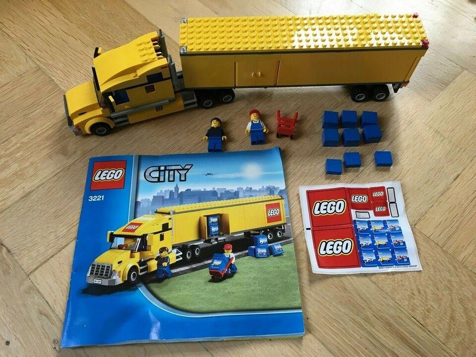 Lego City, 3221