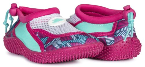 Trespass Squidette Girls Aqua Shoes