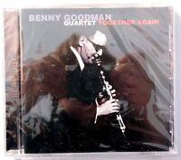 Sealed Benny Goodman Quartet Together Again Cd Bmg Records Us 1996