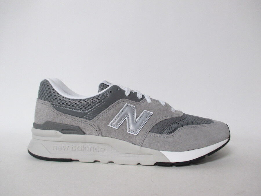 New Balance 997 Grey White Silver Sz 11 CM997HCA