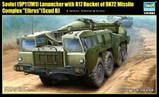 Trumpeter 1/35 Soviet 9P117M1 Launcher Scud B Plastic Model Kit 1019 TSM1019