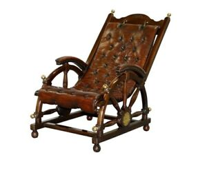 STAMPED THE CLERMONT BALTIMORE 1801 CHESTERFIELD BROWN ...