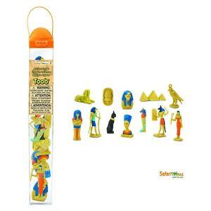 Life in Old Egypt 12 Mini Figurines Series Topics Safari Ltd 699304