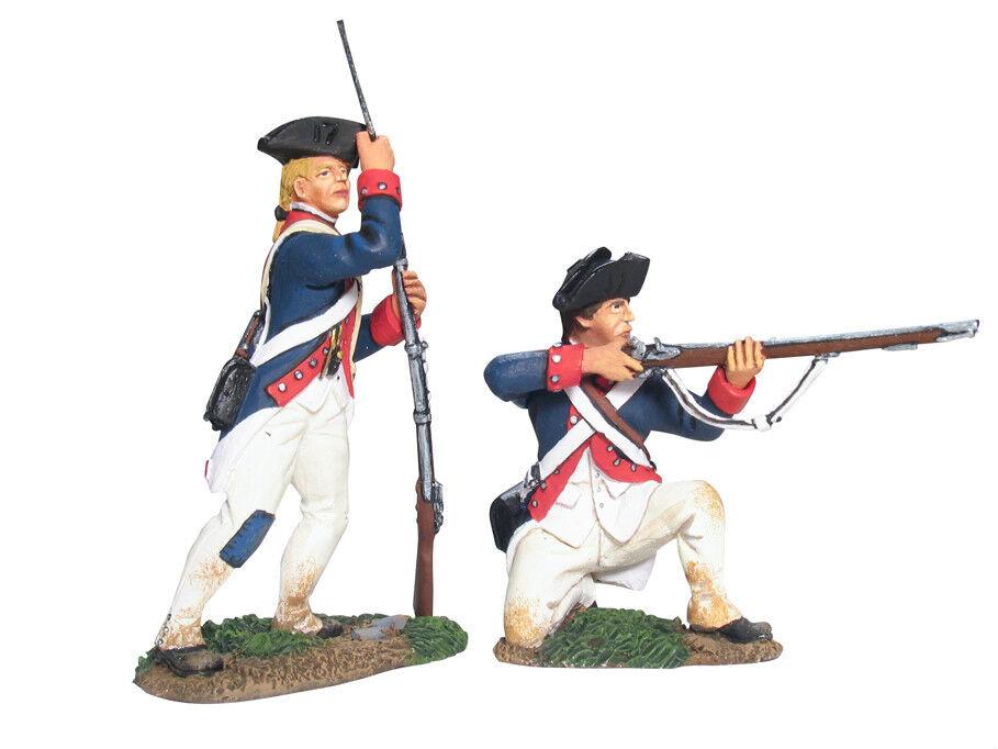 BRETAINS 17961 AMERICAN CONTINENTALE LINEA SET 2 rivoluzione NIB