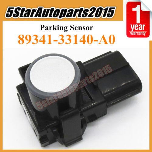 89341-33140 White PDC Parking Sensor fits Toyota Land Cruiser Sequoia 08-14 5.7L