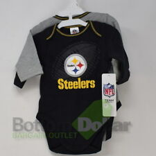 item 6 NFL Pittsburgh Steelers Size 0-3M 2-Pack Baby Boy DNA Long-Sleeve  Bodysuit Set -NFL Pittsburgh Steelers Size 0-3M 2-Pack Baby Boy DNA  Long-Sleeve ... 65c0f9d7e