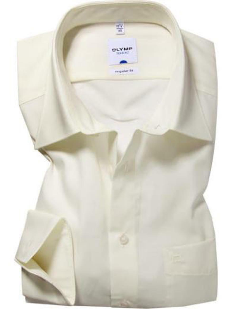 Cream Classic Collar