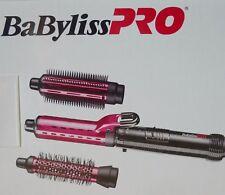 3 Aufsätzen Jumbo Babyliss Pro BAB9205E Big Curls Lockenstab Hot Airstyler