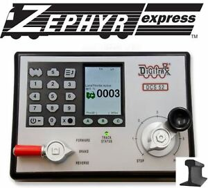 Digitrax-2020-DCC-DCS52-Zephyr-Express-Starter-Set-USA-Edition-W-Power-Supply