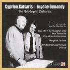 Liszt: Concerto in the Hungarian Style; Hungarian Fantasia; Wanderer Fantasia (CD, Jan-2007, Piano 21)