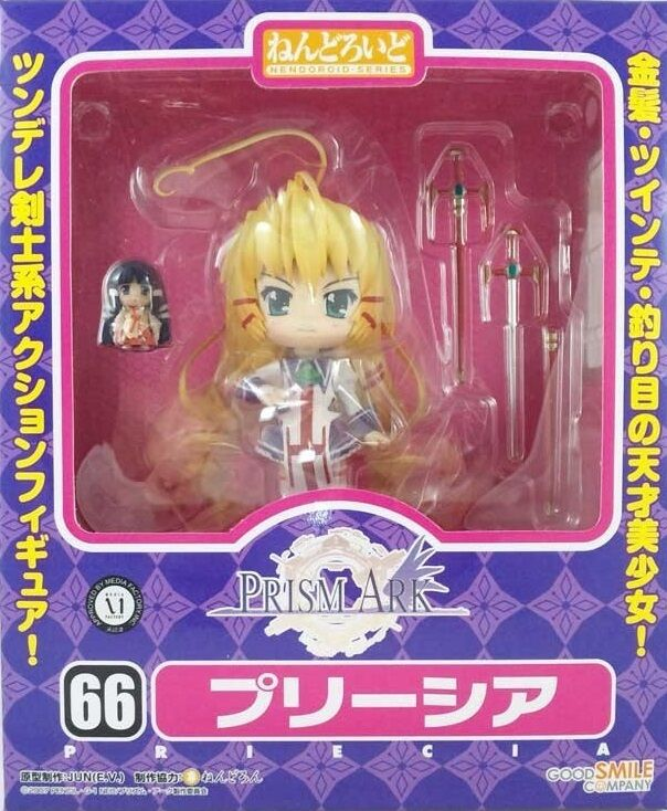 Nendgoldid 66 Prism Ark Priecia by Good Smile Company (Used)