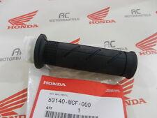 Honda CBR 1100 XX Gasgriffrohr + Griffgummi Lenker Griff Rechts Original Neu