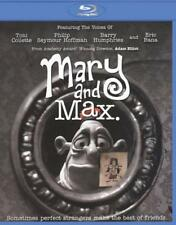 Mary And Max Blu Ray Disc 2010 For Sale Online Ebay
