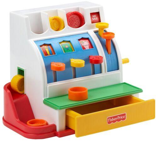 Ab 2 Jahre Entdecker Kinder Kaufladen Kaufmannkasse Spiel Kasse Registrierkasse