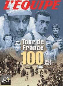 Coffret Livre  Tour De France 100 Ans, 1903-2003 - Editions L'Equipe