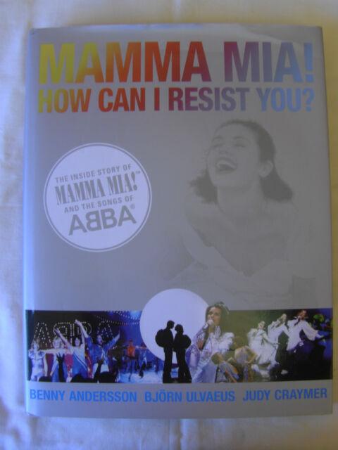 """Ex.Cond.Fabulous Hardback""""Mamma Mia!"""" The Inside Story of Mamma Mia & ABBA Songs"""